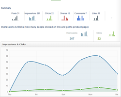 Facebook Social Commerce Insights Summary